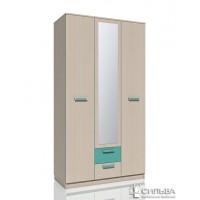 Шкаф комбинированный Рико НМ 013.08-01 М