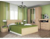 Спальня Браво Комплектация 3