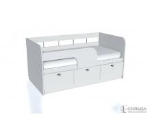 Кровать Прованс НМ 039.03