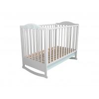Кровать детская с ящиком НМ 041.04 Лилу Птички