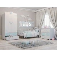 Набор мебели Лилу Птички комплектация 1