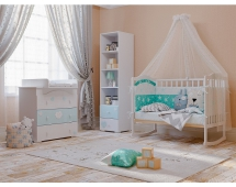 Набор мебели Лилу Птички комплектация 2