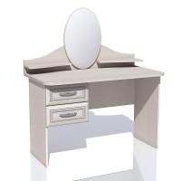 Прованс Шери Стол туалетный 2-01 НМ 011.09-01