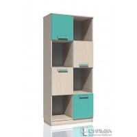 Шкаф для книг Рико НМ 009.06 М