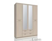 Шкаф комбинированный Браво НМ 013.08-02 М