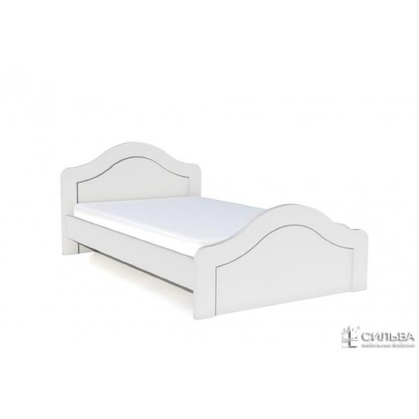 Кровать Прованс полуторная НМ 014.44