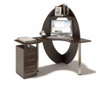 Компьютерный стол КСТ-101 + КТ-101