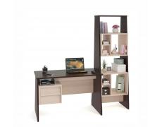 Компьютерный стол КСТ-115 + Стеллаж СТ-11