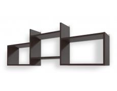 Полка навесная Кубик-6