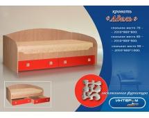 Адель кровать детская