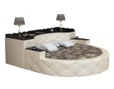 круглые кровати лучшие модели круглых кроватей в москве купить