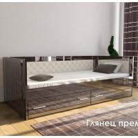 Кровать Глянец Премиум 21