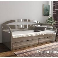 Кровать Глянец Премиум 23