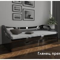 Кровать Глянец Премиум 24