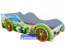 Кроватка Ромашки