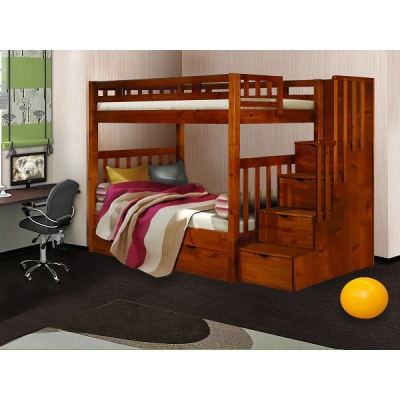 Этюд-1 кровать двухъярусная