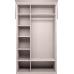 Афродита 06 Шкаф 3 х дверный с ЗЕРКАЛОМ (без карниза)
