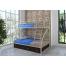 Двухъярусная кровать Клео 2 с ящиками