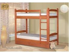 Кровать двухъярусная Антошка
