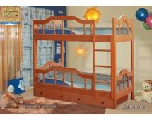 Кровать двухъярусная Диана-3