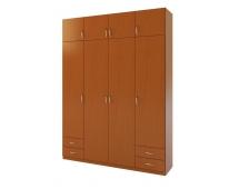 Шкаф Зодиак четырехдверный 4.6+А