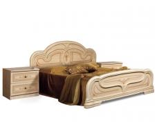 Кровать с 2-мя спинками Европа-11 112/51 с подъемным механизмом