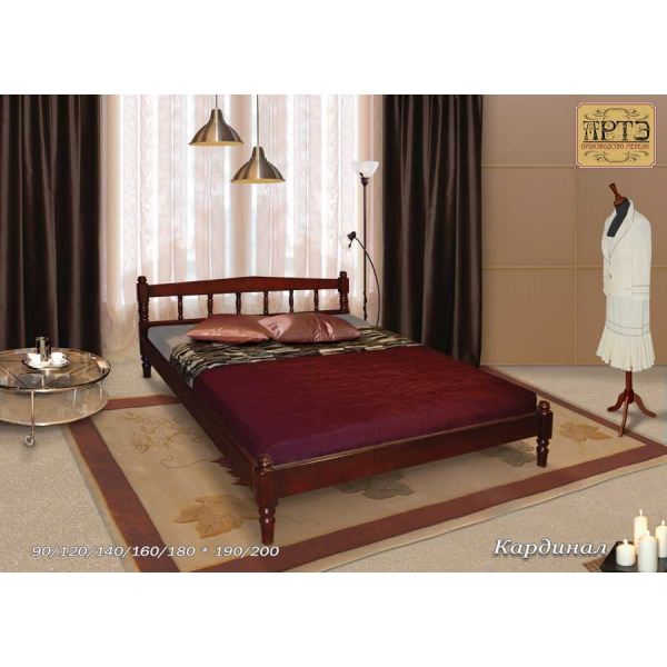 Кровать Кардинал