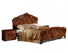 Кровать 2-х спальная Карина-5 К5КР-1 с подъемным механизмом