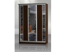 Лагуна 4 шкаф купе