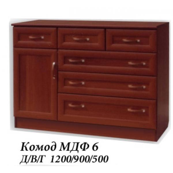 Комод МДФ 6