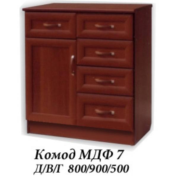 Комод МДФ 7
