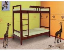 Двухъярусная кровать Пионер