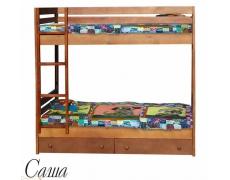 Двухъярусная кровать Саша