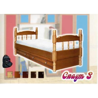 Скаут 3 Детская кровать