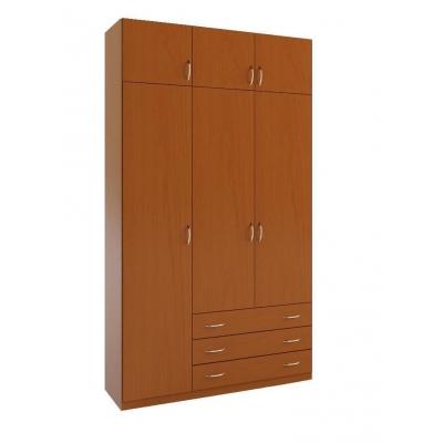 Трехстворчатый шкаф с антресолью Зодиак-3.3+А